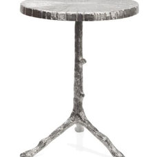 Rustic Side Tables And Accent Tables by Z Gallerie