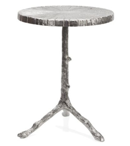 Rustic Side Tables And End Tables by Z Gallerie