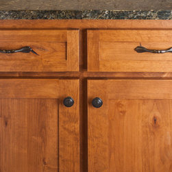Cabinet Knobs & Pulls - Arcadia Collection from Elements by Hardware Resources