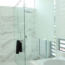 Contemporary Showers by Reliance Home