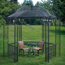 Eclectic Gazebos by Iron Accents
