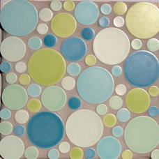 Eclectic Tile by Pratt and Larson Ceramics
