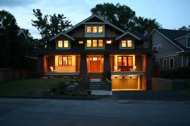 Traditional Windows by Christian Gladu Design
