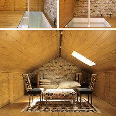 Modern  Tamir Addadi Architecture - loft access london