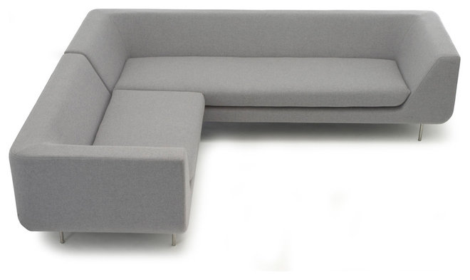 Contemporary Sectional Sofas by Nest