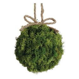 Silk Plants Direct - Silk Plants Direct Preserved Reindeer Moss Ball (Pack of 6) - Silk Plants Direct specializes in manufacturing, design and supply of the most life-like, premium quality artificial plants, trees, flowers, arrangements, topiaries and containers for home, office and commercial use. Our Preserved Reindeer Moss Ball includes the following: