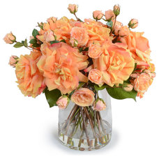 Traditional Artificial Flower Arrangements by New Growth Designs