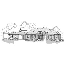 Traditional Rendering by Sanders Architecture & Design