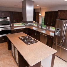 Contemporary Kitchen Cabinets by Lawsons Signature Kitchens