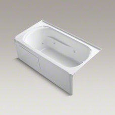 Traditional Bathtubs by Tracey Stephens Interior Design Inc