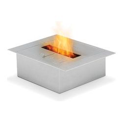 EcoSmart Fire - BK5 Bioethanol Burner - This sophisticated burner design is the most independently tested of the range and has special safety features that eliminate many of the hazards common with most other brands on the market.