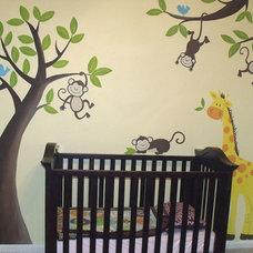 Nursery by Leila's Art Corner