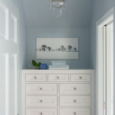 Traditional Closet by Valerie Grant Interiors