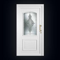 maintanace free exterior doors -