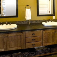 Contemporary Bathroom Sinks by Stone Passion Northeast