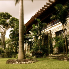 Tropical Exterior by [STRANG] Architecture