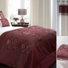 Buy Red Ascot Collection Bedlinen Online | Dunelm Mill