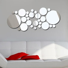 Contemporary Mirrors by Design Colorpan