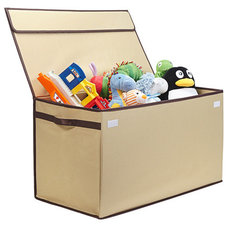Transitional Toy Storage by Great Useful Stuff