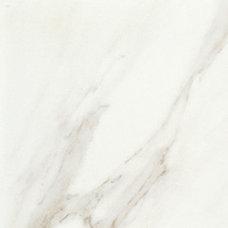 Shop American Olean 4-Pack Mirasol Bianco Carrara Glazed Porcelain Floor Tile (C