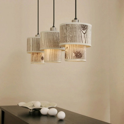 Eclectic Pendant Lighting by Neena's Lighting
