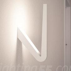 Modern Wall Lighting by Lighting55.com