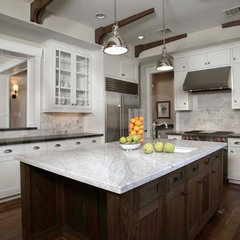 contemporary kitchen countertops by Max Marble &amp; Granite, Inc.