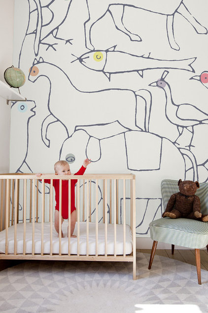 Modern Kids Decor by Minakani Walls