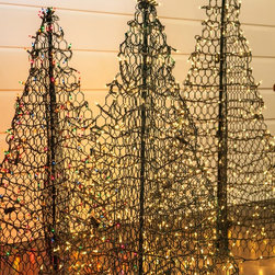 PRODUCTS | Outdoor Christmas Decorations - Balsam Hill Outdoor Lit Crab Pot Tree