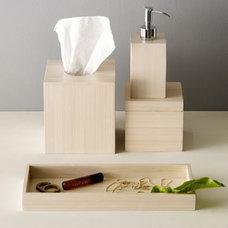 Modern Bathroom Accessories by West Elm
