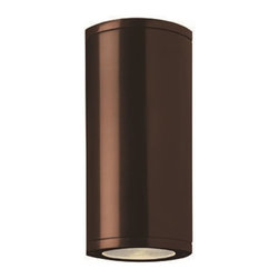 Access Lighting - Access Lighting Trident Modern / Contemporary Outdoor Wall Sconce X-RLC/ZRB-GM98 - Experience the simplicity, sophistication, originality, soothing comfort, and suave appeal of this contemporary wall pendant. The finish is highly durable and made to please so it is sure to excite guests and get them talking. The clean and bright light the shade provides looks spectacular in your living room, bedroom, bathroom, lounge, kitchen, den, or dining room.