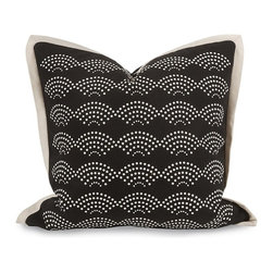 IMAX CORPORATION - IK Lalasa Pillow with Down Insert - IK Lalasa Pillow w/ Down Insert. Find home furnishings, decor, and accessories from Posh Urban Furnishings. Beautiful, stylish furniture and decor that will brighten your home instantly. Shop modern, traditional, vintage, and world designs.