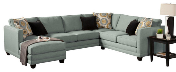 Contemporary Sectional Sofas by AMB FURNITURE & DESIGN