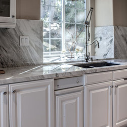 Calacatta Manhattan Polished - Royal Stone & Tile in Los Angeles