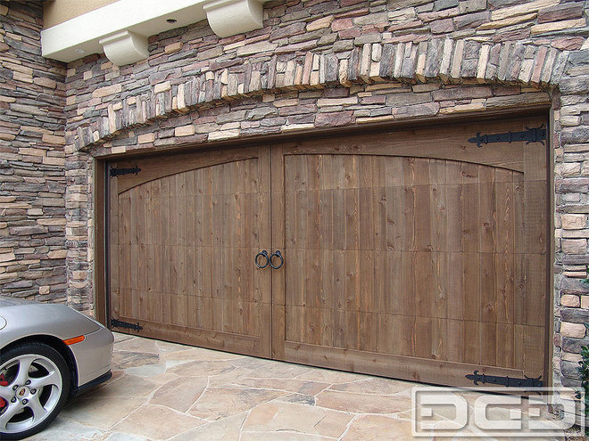 Mediterranean Garage Doors And Openers by Dynamic Garage Door