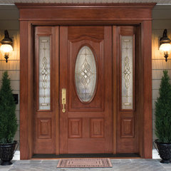 traditional front doors by Tru Tech Doors