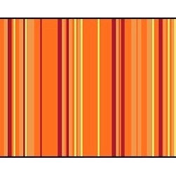 Casart coverings - Combined Stripe Pattern, Sun Wallcoverings, Sun, Stair Riser (2 Sq Ft), Casart L - Casart Stripes come in pre-combined patterns for full wallcovering width coverage. These decorative options line up to be a quick and easy, carefree, DIY project.