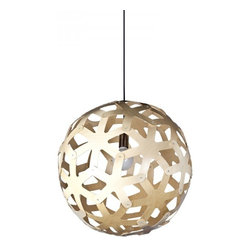 ParrotUncle - Wooden Snowball Living Room Pendant Lighting - Wooden Snowball Living Room Pendant Lighting