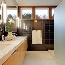 Modern Bathroom by D3 Design/Build