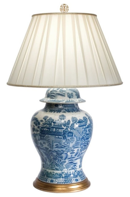traditional table lamps by Ethan Allen