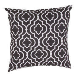 Jaipur Rugs - Jaipur Starlet Indoor/Outdoor Pillow - 18 x 18 in. - PLW101733 - Shop for Cushions and Pads from Hayneedle.com! Like you the Jaipur Starlet Indoor/Outdoor Pillow - 18 x 18 in. is inspired by Moroccan patterns and bold colors. A colorful way to soften your outdoor living space this outdoor pillow begs you to mix and match patterns for whimsy or for a fun take on the classics.About JaipurJaipur features a team of over 30 designers and 40 000 skilled rug and home goods makers all of whom carry out the company's original dream of making high-quality outstanding rugs and home products based on ancient traditions.