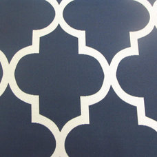 Pillow Covers 16x16 inchSet of 2 Quatrefoil by ThreadPairs on Etsy
