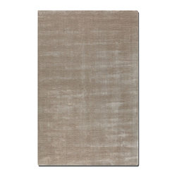 Uttermost - Uttermost Danube 8 x 10 Rug - Champagne 73018-8 - Medium Cut Viscose In A Combination Of Champagne, Beige, And Gray.
