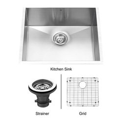 VIGO VG2320CK1 Undermount Kitchen Sink