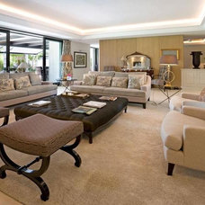 Contemporary  Stylish villa next to the Marbella Club Hotel Marbella, Spain