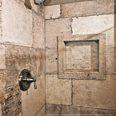 Mediterranean Showers by Ancient Surfaces