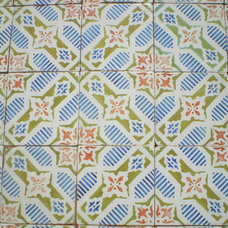 Traditional Tile by www.LUXURYSTYLE.es