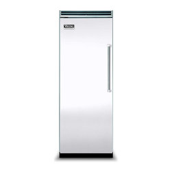 """Viking 30"""" Built-in All-freezer, White Left Hinge 