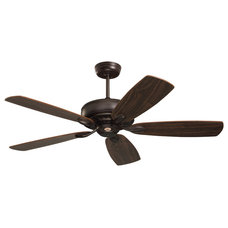 Transitional Ceiling Fans by Lighting Front