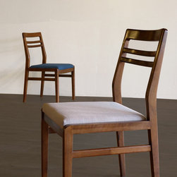 Gingko Home Furnishings - Lewis Dining Chair - Mid-century modern inspired styling